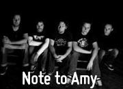notetoamy_band