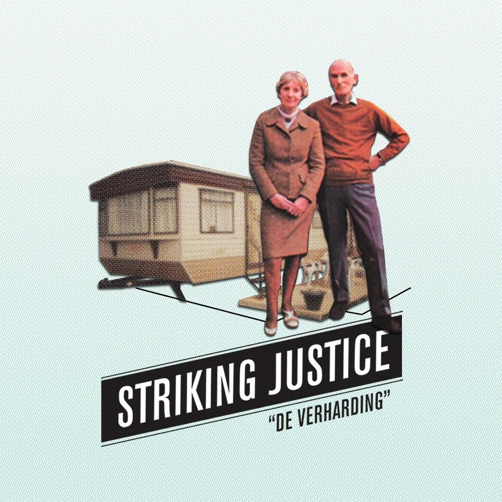 WRR011 - Striking Justice - De Verharding